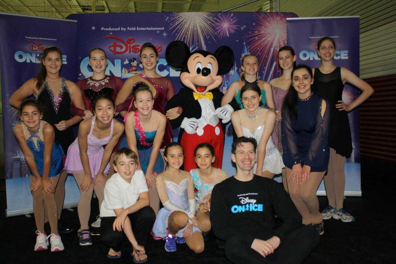 Disney on Ice celebrates Mickey and Friends promotion